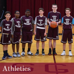 basketball athletics at the best private school in Albany, New York