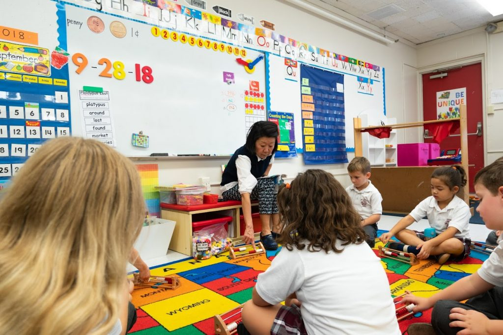 Benefits of small class sizes